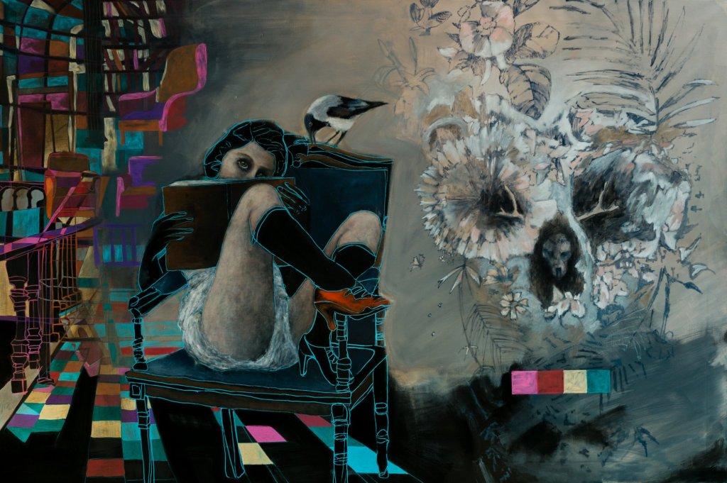 Ann-Lisbeth Sanvig – Billedkunstner